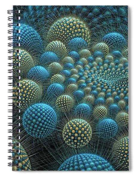 Job Spiral Notebook
