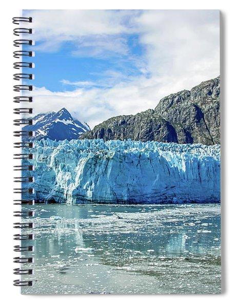 John Hopkins Glacier 1 Spiral Notebook