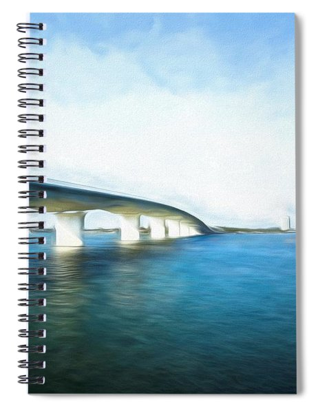 John Ringling Causeway Spiral Notebook