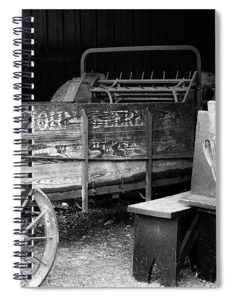 Johndeere Spiral Notebook