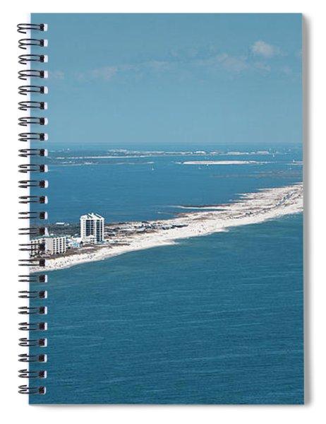 Johnson Beach Spiral Notebook