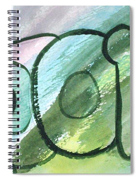 Josepha Yosefa Nf1-47 Spiral Notebook