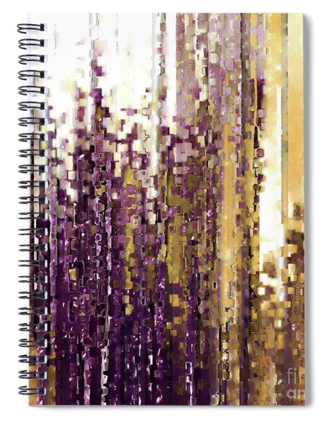 Jude 1 25. Glory And Majesty Spiral Notebook