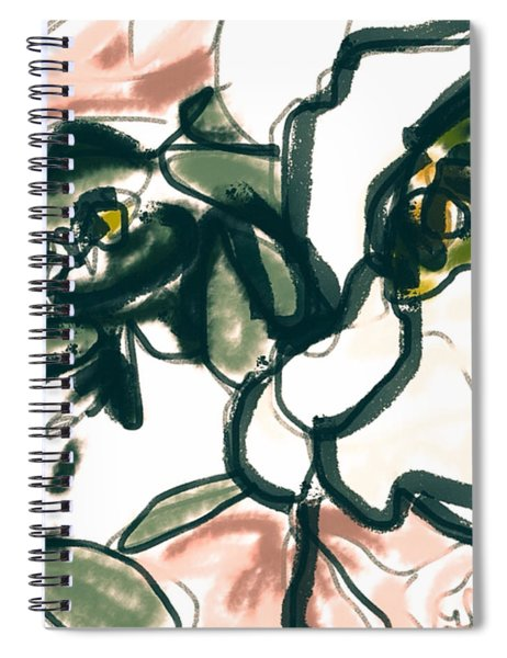 June Spiral Notebook