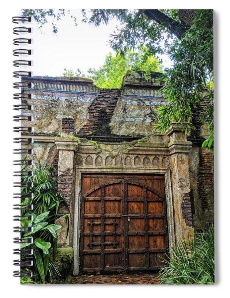Jungle Trek Spiral Notebook