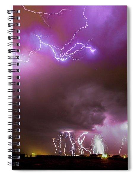 Just A Few Bolts 001 Spiral Notebook