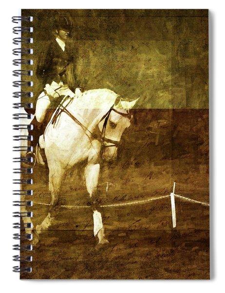 Just A Warm Up Spiral Notebook