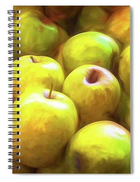 Just Apples Spiral Notebook