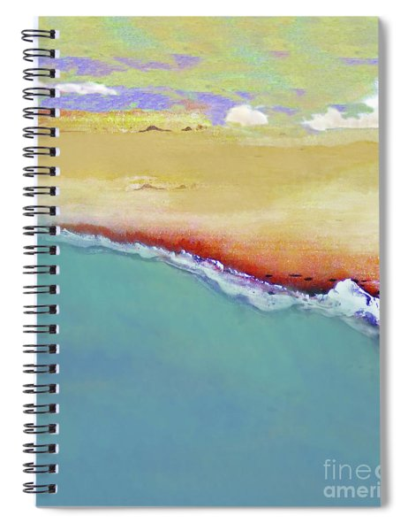 Just Beachy 300 Spiral Notebook