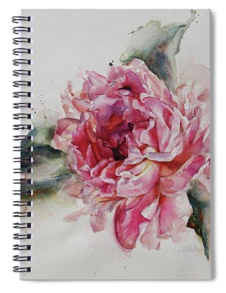Just Bloom Spiral Notebook