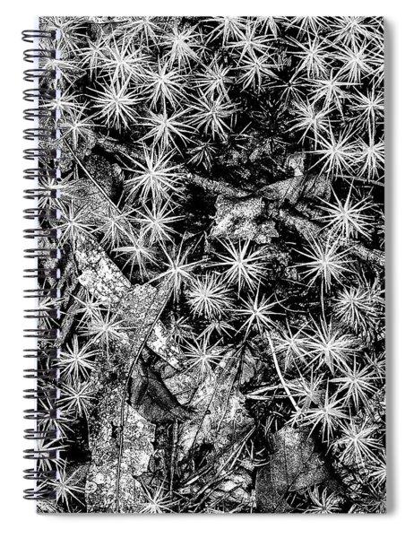 Just Moss Spiral Notebook