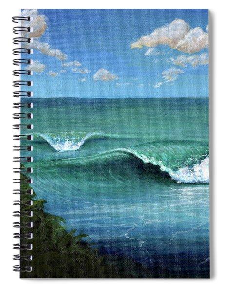 Kalana Nalu Spiral Notebook