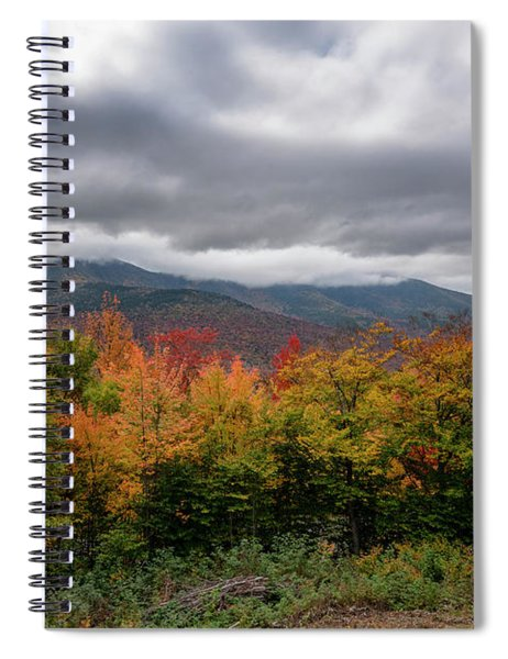 Kancamagus Highway Scene Spiral Notebook