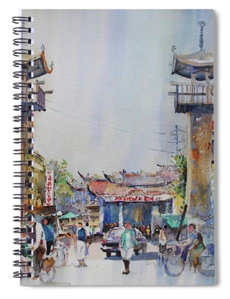 Kaoshiung Taiwan 1968 Spiral Notebook