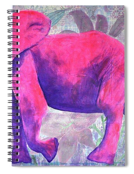 Kasbah Queen Spiral Notebook