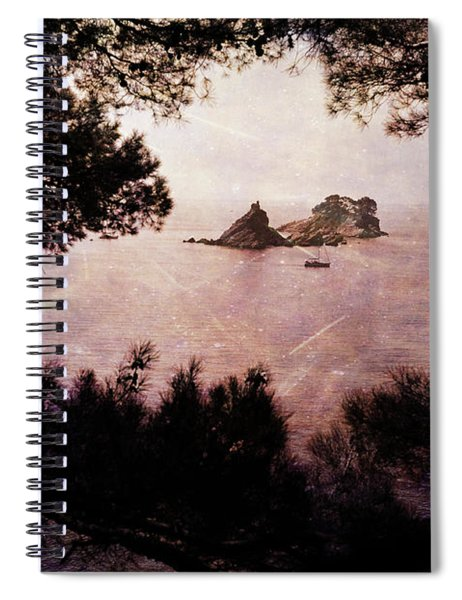 Katic And Sveta Nedelja Spiral Notebook