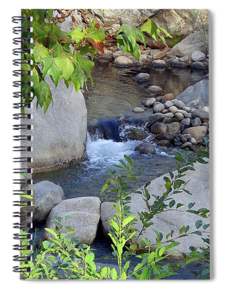 Kaweah River Spiral Notebook
