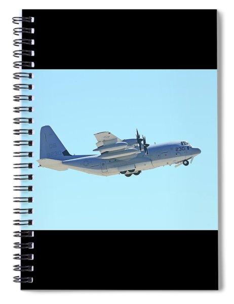 Kc-130j Super Hercules  Spiral Notebook