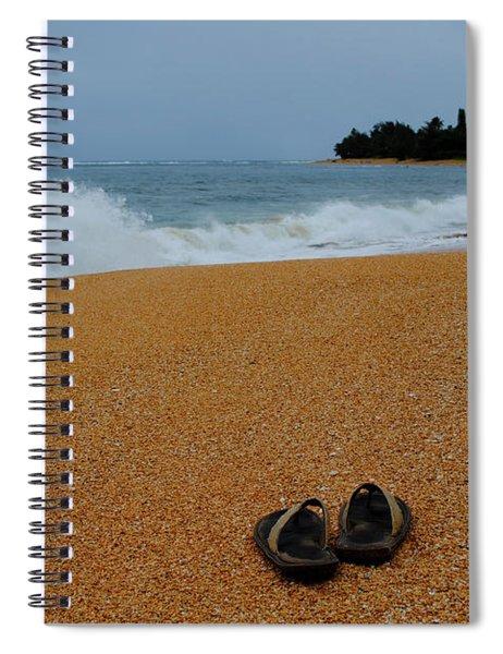 Ke'e Beach Spiral Notebook