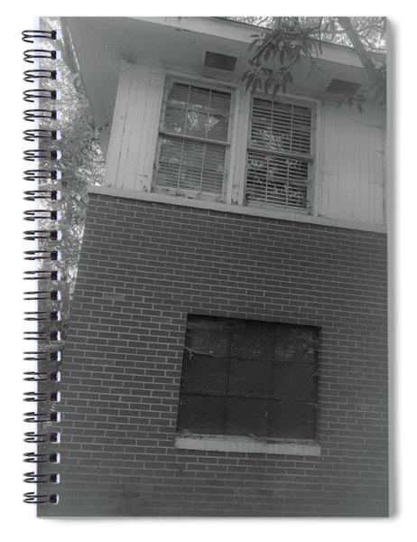 Keep Out Spiral Notebook