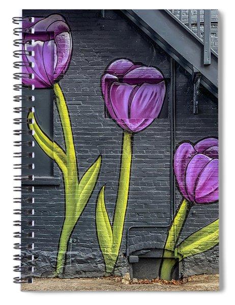 Keans Spiral Notebook