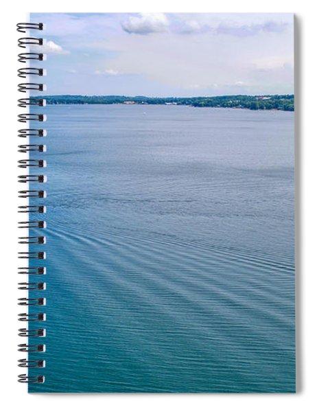Keuka Days Spiral Notebook