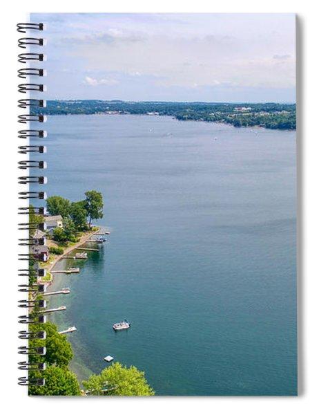 Keuka Views Spiral Notebook