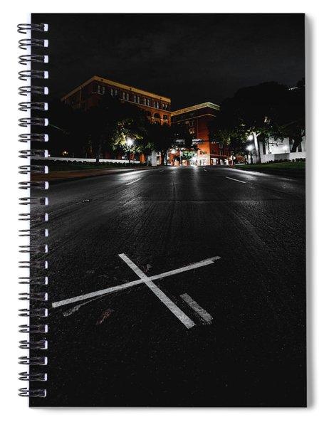 Killshot Spiral Notebook
