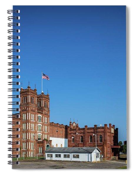 King Mill - Augusta Ga 2 Spiral Notebook
