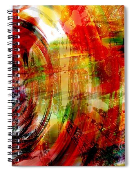 Kingdom Spiral Notebook