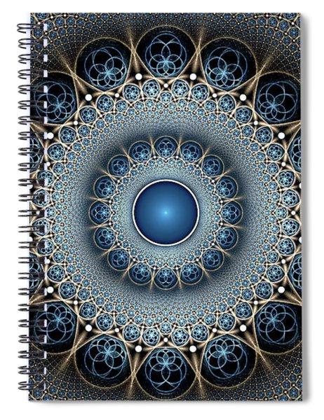 Kings Spiral Notebook