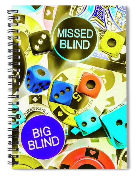 Kings Of Gaming Spiral Notebook