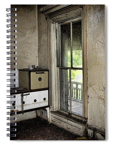 Kitchenette Spiral Notebook