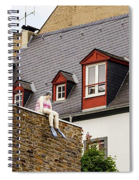 Koblenz Whimsy Spiral Notebook