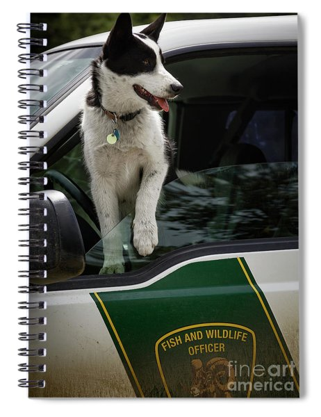 Koda Spiral Notebook