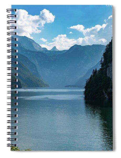 Koenigssee, Bavaria Spiral Notebook