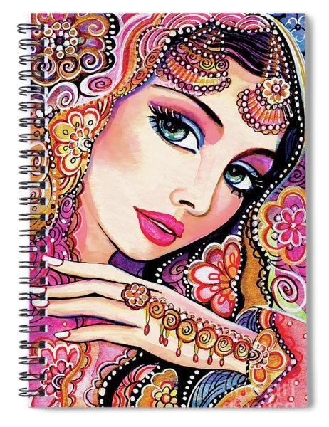 Kumari Spiral Notebook