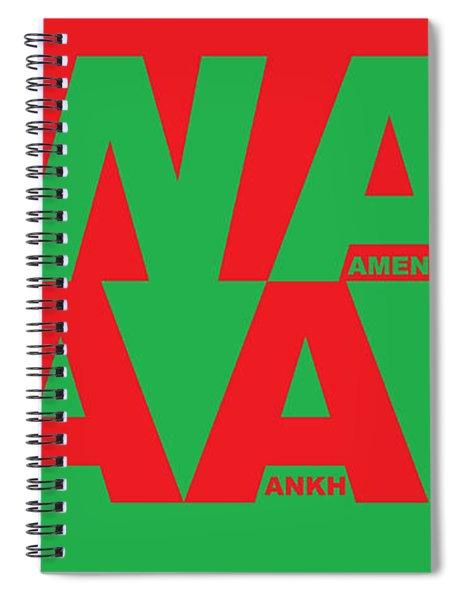 Kwanzaa 1st Spiral Notebook