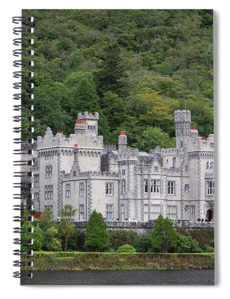 Kylemore Abbey Spiral Notebook