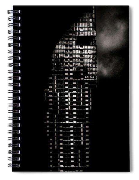 L Tower Toronto Canada 2 Spiral Notebook
