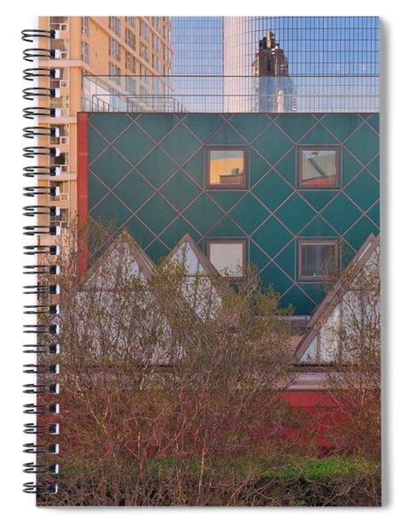 L.a. Art Spiral Notebook