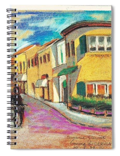 La Bichicletta Spiral Notebook