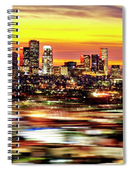 La Bustle Spiral Notebook