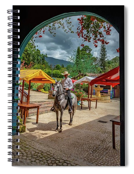 La Mayoria Spiral Notebook