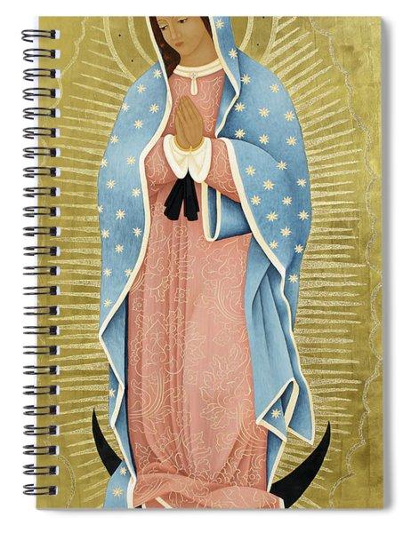 La Paloma Blanca Spiral Notebook