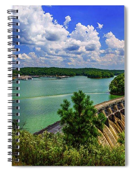 Lake Allatoona Dam Spiral Notebook