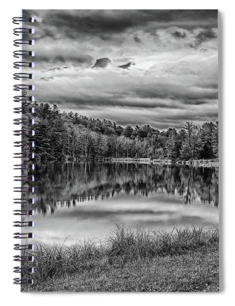 Lake Effect Spiral Notebook