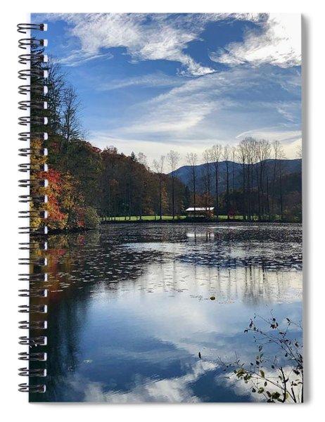 Lake Logan Spiral Notebook