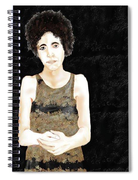 Lame Spiral Notebook