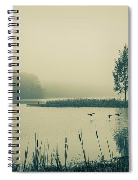 Landing IIi Spiral Notebook